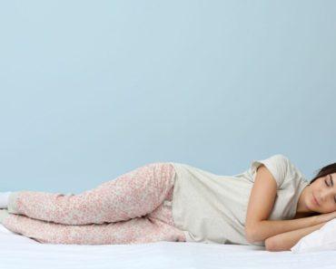 Yan Yatanlar Nasıl Yatak Kullanmalı