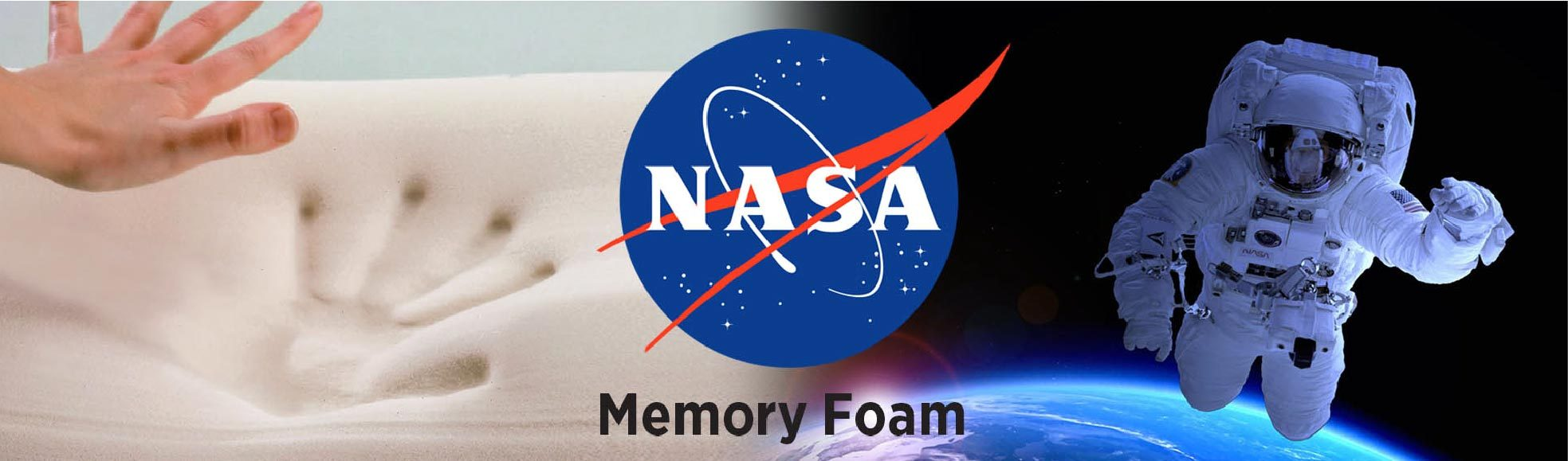 NASA Memory Yatak