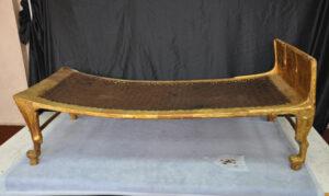 Kral Tutankhamun'un Yatağı