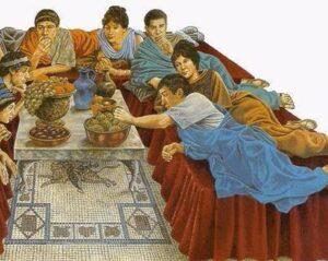 Roma Dönemi Yatak